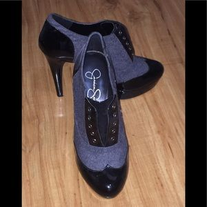 Jessica Simpson Platform Oxfords